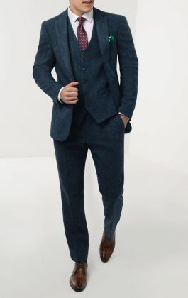 Mens Tweed Suits Dobell