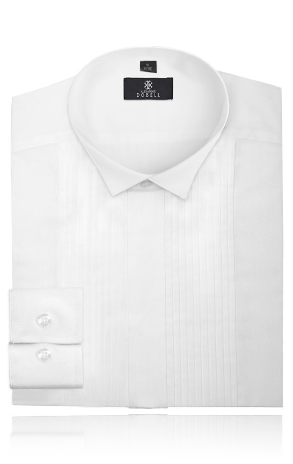 Boys-Wing-Collar-Pleated-Front-Dress-Shirt-by-Alexander-Dobell